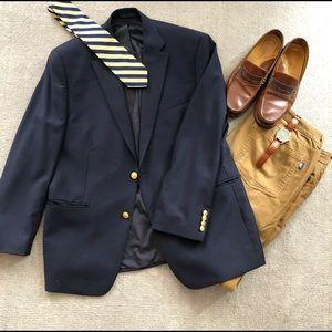 NWOT Ralph Lauren navy blue sport coat
